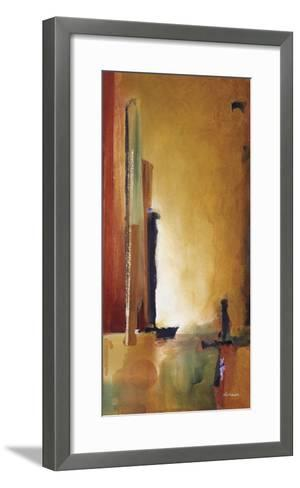 Orbit-Noah Li-Leger-Framed Art Print