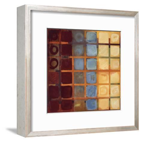 Cubed-Noah Li-Leger-Framed Art Print