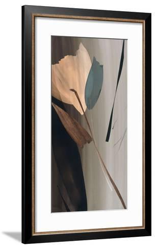 Second Movement II-Lola Abellan-Framed Art Print