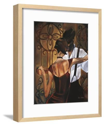 Evening Tango-Trish Biddle-Framed Art Print