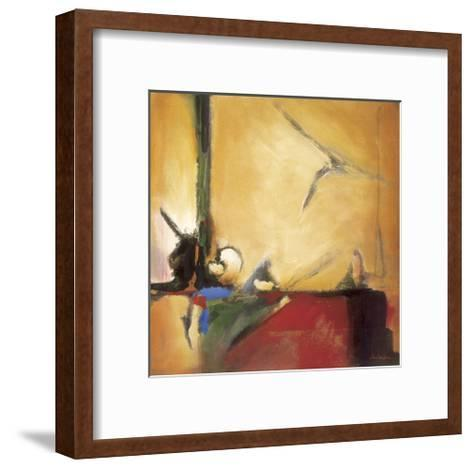 Winged Victory-Noah Li-Leger-Framed Art Print