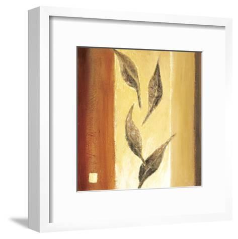 Leaf Innuendo I-Ursula Salemink-Roos-Framed Art Print