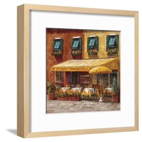 Your Usual Table-Malcolm Surridge-Framed Art Print