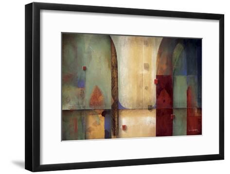 Orchestration-Don Li-Leger-Framed Art Print