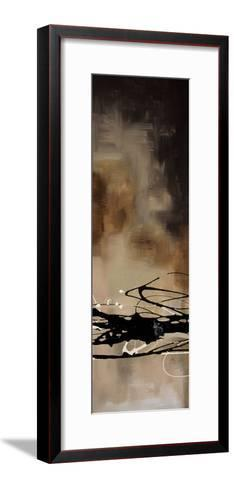 Tobacco and Chocolate I-Laurie Maitland-Framed Art Print