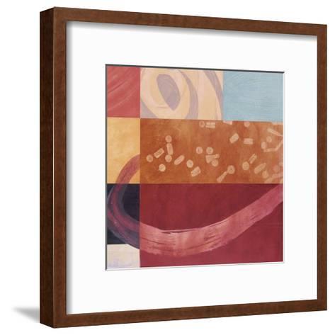 Synergistic Interchange I-Leslie Emery-Framed Art Print