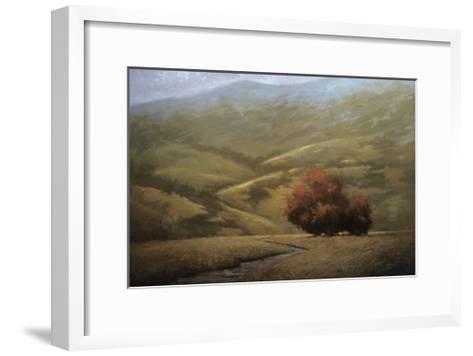 Dwindling Fall-Simon Winegar-Framed Art Print