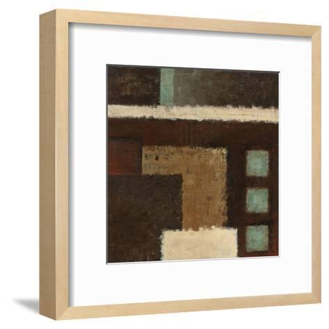 Connections on Impulse III-Ursula Salemink-Roos-Framed Art Print