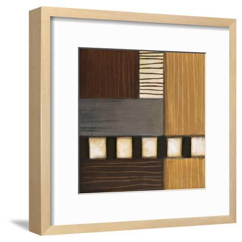 Brushwood I--Framed Art Print