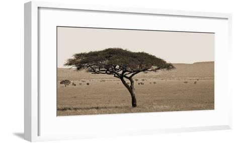 Serengeti Horizons I-Jeff/Boyce Maihara/Watt-Framed Art Print