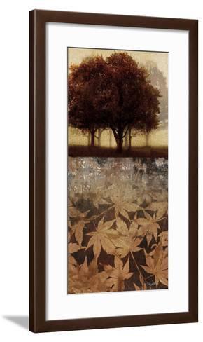 Minuet I-Keith Mallett-Framed Art Print