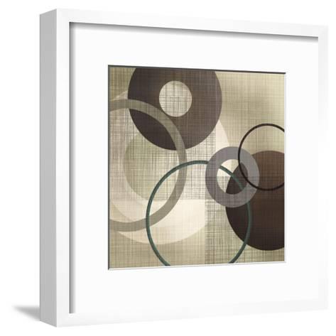 Hoops 'n' Loops I-Tandi Venter-Framed Art Print