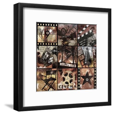 Cinema Treasures-Keith Mallett-Framed Art Print