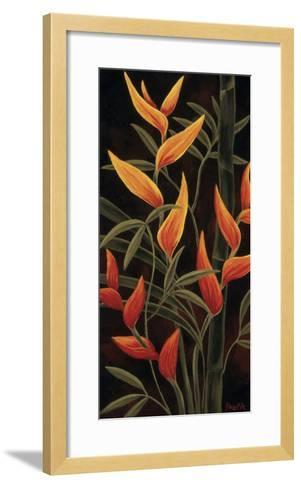 Sunburst Blossoms-Yvette St^ Amant-Framed Art Print