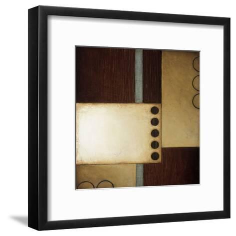 The Crossing--Framed Art Print