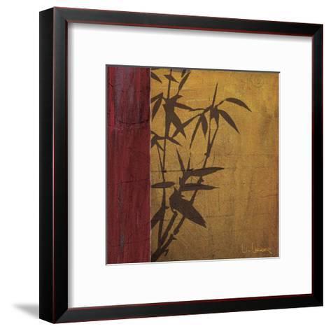 Modern Bamboo I-Don Li-Leger-Framed Art Print