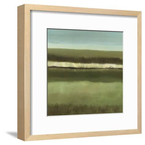 Still Waters-Caroline Gold-Framed Art Print
