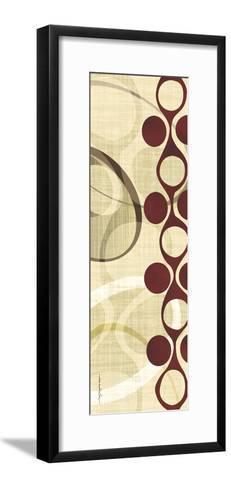 Avant-Garde I-Ahava-Framed Art Print