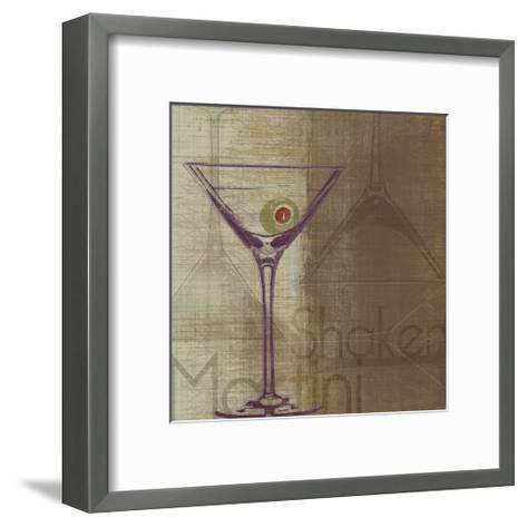 Shaken-Tandi Venter-Framed Art Print