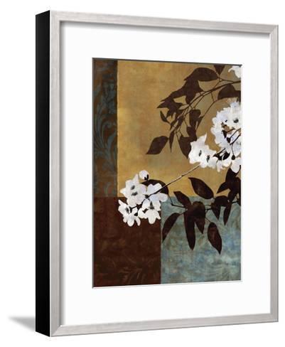 Spring Blossoms II-Keith Mallett-Framed Art Print