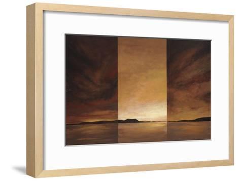 Solitude-Earl Kaminsky-Framed Art Print