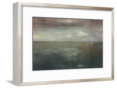 Mulberry Skies-Heather Ross-Framed Art Print