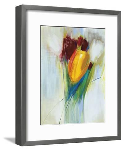 Ovazione-Karen Lorena Parker-Framed Art Print