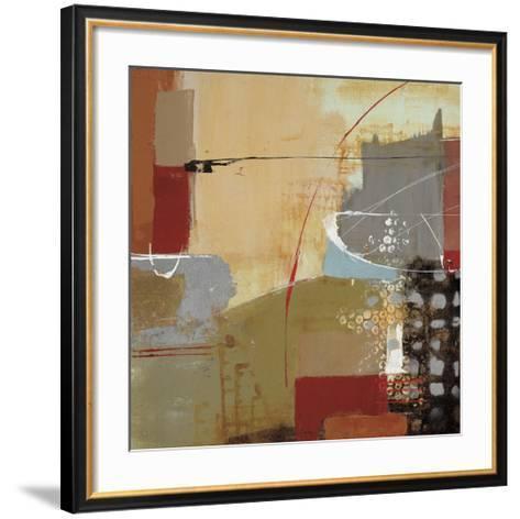 Emociones II-Nancy Villarreal Santos-Framed Art Print