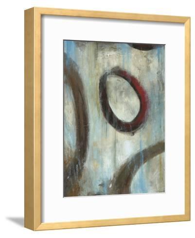 Grayson's Loops I-Wani Pasion-Framed Art Print