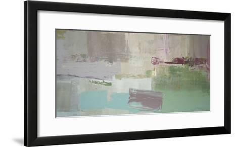 Garden Steps-Peter Colbert-Framed Art Print
