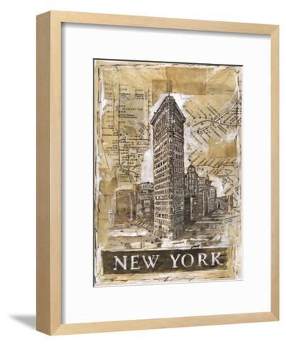 New York-Marta Wiley-Framed Art Print