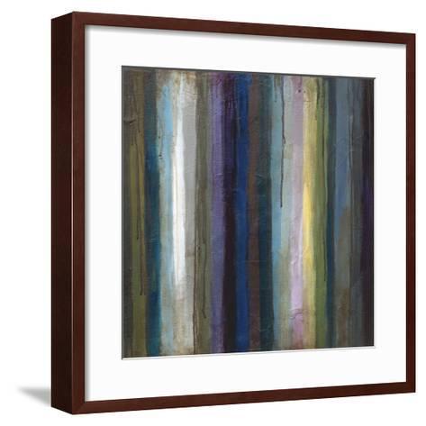 Striations II-Wani Pasion-Framed Art Print