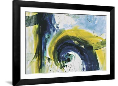 Rainfall-Julie Hawkins-Framed Art Print