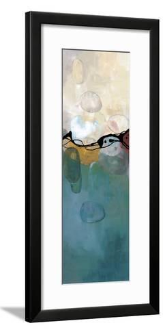 Retro Jewels I-Laurie Maitland-Framed Art Print
