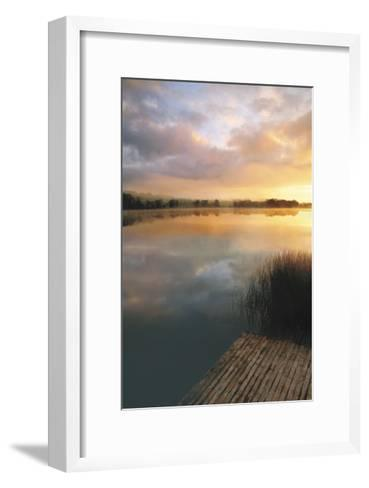 Irish Dawn-Janel Pahl-Framed Art Print