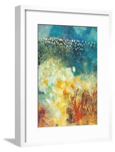 The Answer-Valerie Willson-Framed Art Print