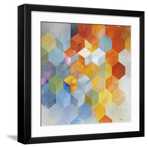 Cubitz I-Noah Li-Leger-Framed Art Print