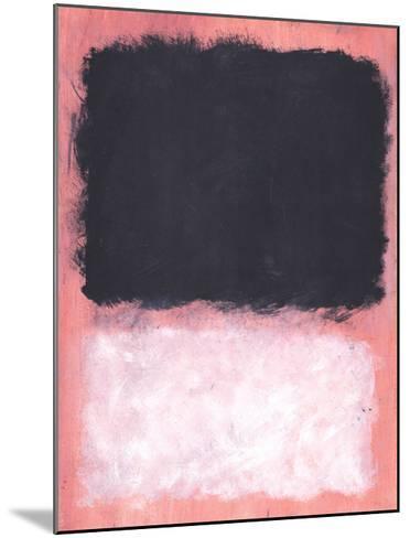 Untitled, 1967-Mark Rothko-Mounted Art Print