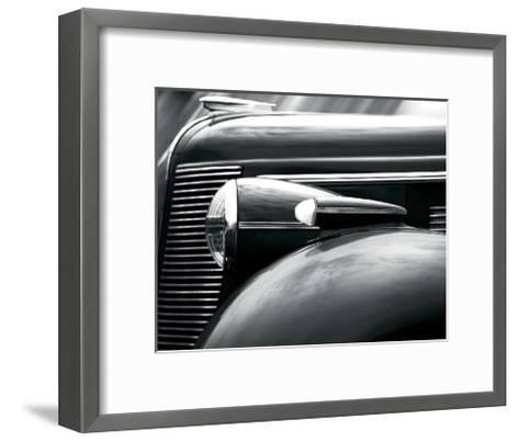 37? Buick-Richard James-Framed Art Print