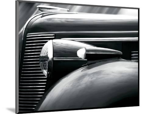 37? Buick-Richard James-Mounted Art Print