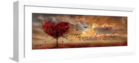 The Way to Love Anything-Jason Bullard-Framed Art Print