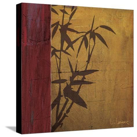 Modern Bamboo I-Don Li-Leger-Stretched Canvas Print