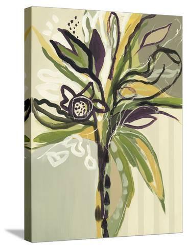 Serene Floral I-Angela Maritz-Stretched Canvas Print