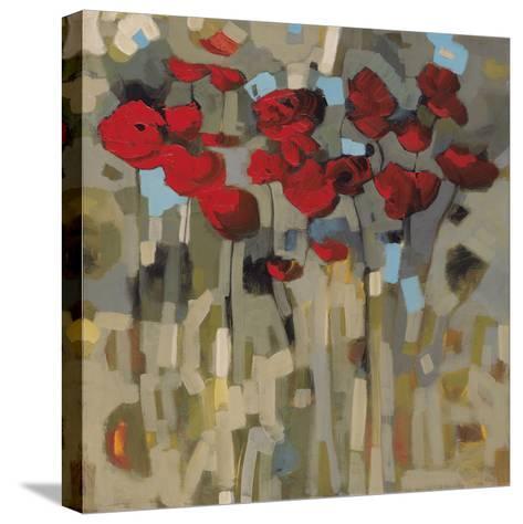 Splash of Delight II-Jennifer Harwood-Stretched Canvas Print