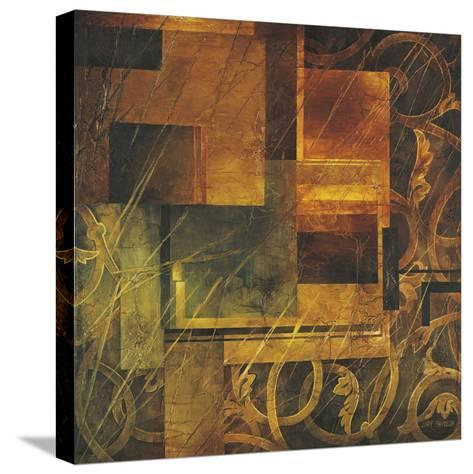 Visual Patterns I-Linda Thompson-Stretched Canvas Print