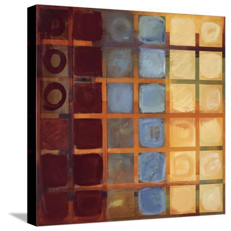 Cubed-Noah Li-Leger-Stretched Canvas Print