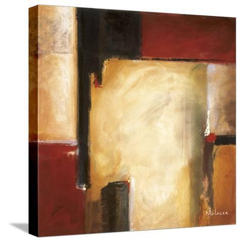 West-Noah Li-Leger-Stretched Canvas Print