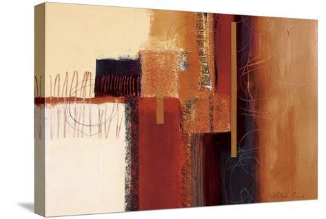 African Jewels I-Natasha Barnes-Stretched Canvas Print