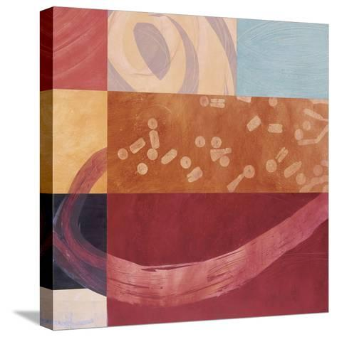 Synergistic Interchange I-Leslie Emery-Stretched Canvas Print