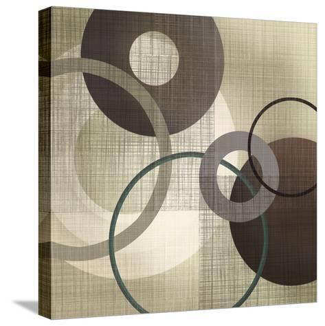 Hoops 'n' Loops I-Tandi Venter-Stretched Canvas Print